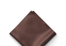 Cocoa Pocket Square
