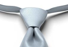 Desert Blue Pre-Tied Tie