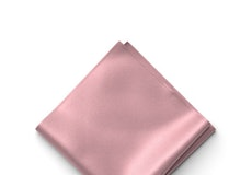 Dusty Rose Pocket Square