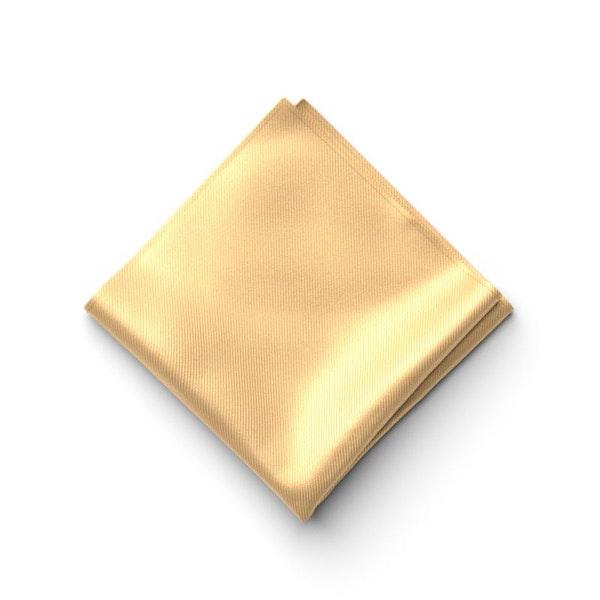 Gold Pocket Square