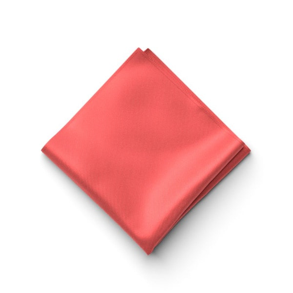 Guava Pocket Square