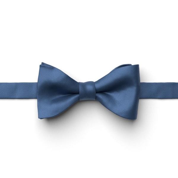 Indigo Pre-Tied Bow Tie