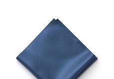 Indigo Pocket Square