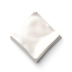 Ivory Pocket Square