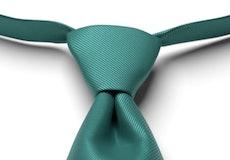 Jade Pre-Tied Tie