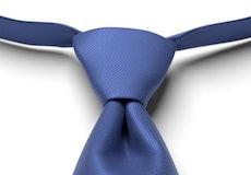 Morning Glory Pre-Tied Tie