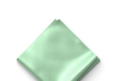 Mint Green Pocket Square