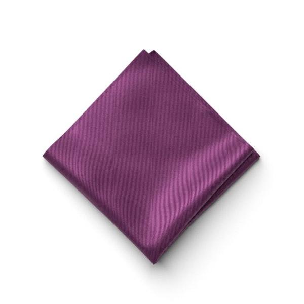 Persian Plum Pocket Square