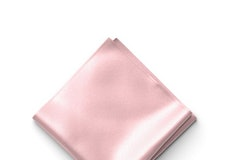 Petal Pink Pocket Square