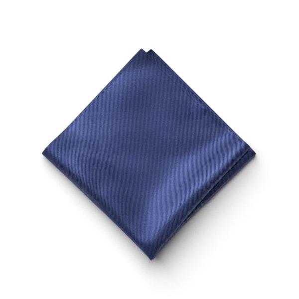 Sapphire Pocket Square