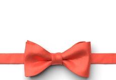 Sun Coral Pre-Tied Bow Tie