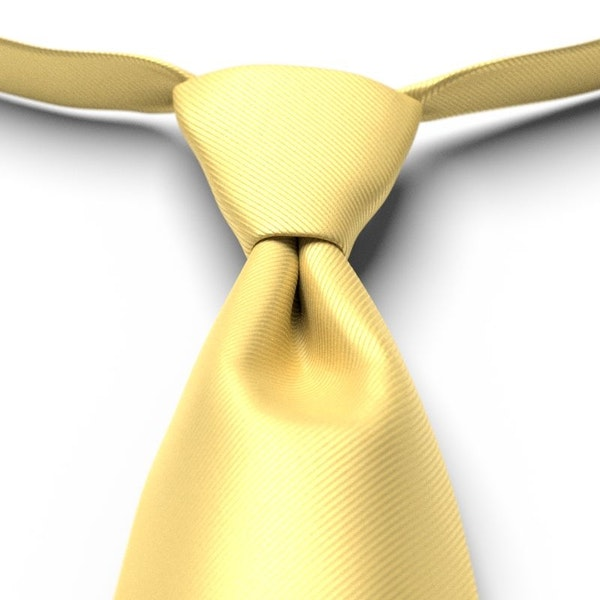 Sunbeam Pre-Tied Tie