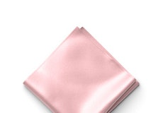 Tea Rose Pocket Square