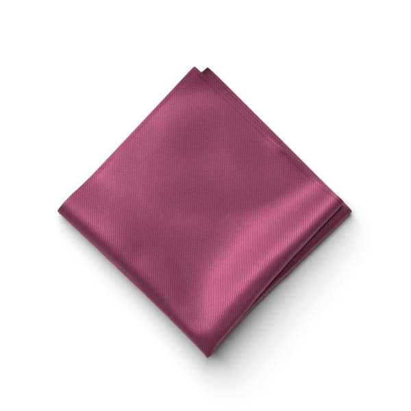 Sangria Pocket Square