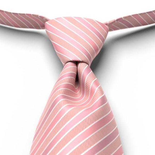 Ballet Pre-Tied Striped Tie