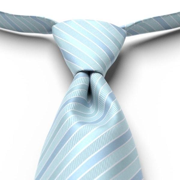 Capri Pre-Tied Striped Tie