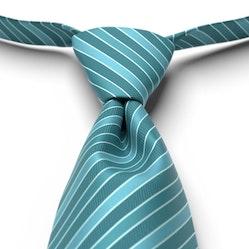 Oasis Pre-Tied Striped Tie