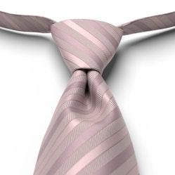 Quartz Pre-Tied Striped Tie