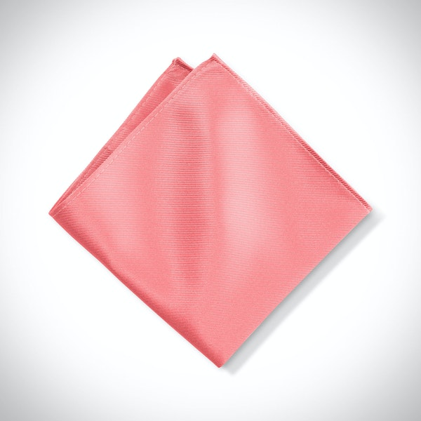 Coral Reef Pocket Square