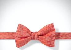 Jalapeno Zig Zag Pre-Tied Bow Tie