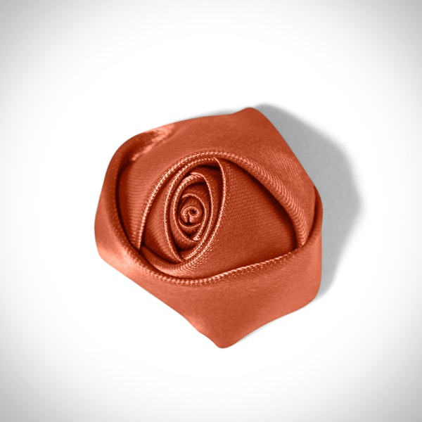 Jalapeno Rose Lapel Pin